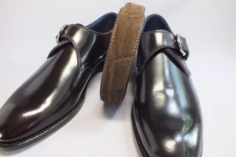靴とベルト